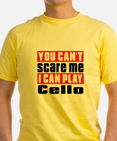 I Can Play Cello T