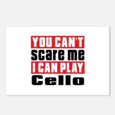 I Can Play Cello Postcards (Package of 8)