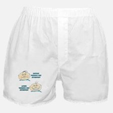 Dental Hygienist Boxer Shorts