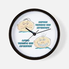 Dental Hygienist Wall Clock