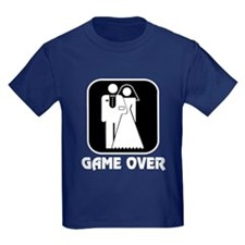 Wedding Icon: Game Over T