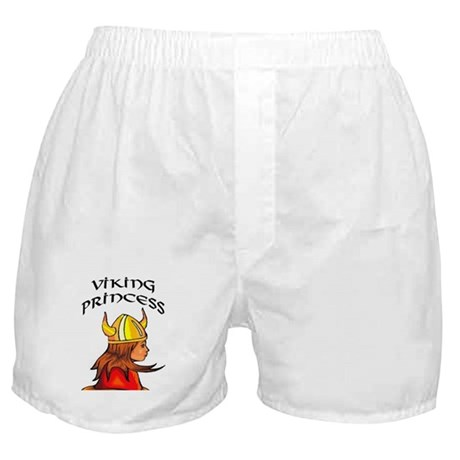 VIKING PRINCESS #2 Boxer Shorts