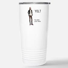 Hipster Jesus YOLT Travel Mug