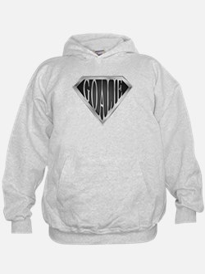SuperGoalie(metal) Hoodie