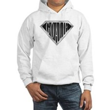 SuperGoalie(metal) Jumper Hoody