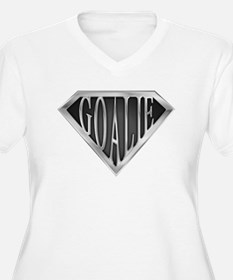 SuperGoalie(metal) T-Shirt