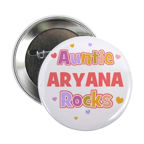 """Aryana 2.25"""" Button (10 pack)"""