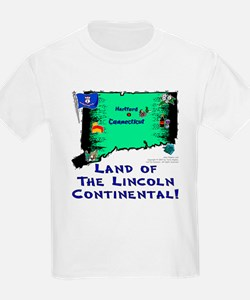 CT-Lincoln! T-Shirt