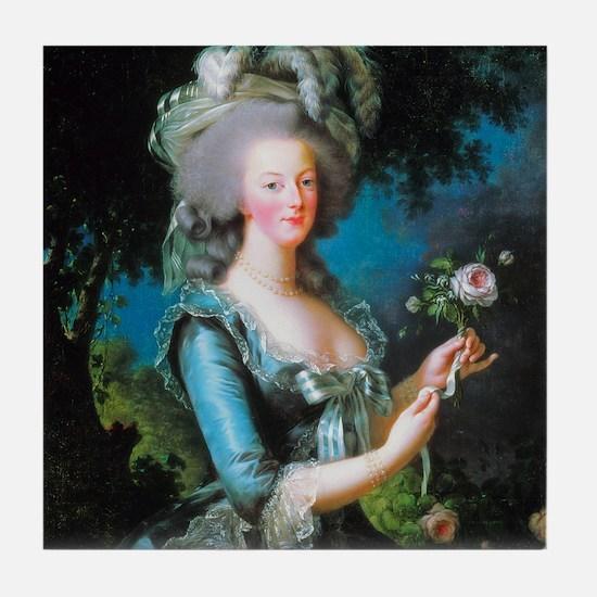 Vigée-Lebrun - Marie-Antoinette Tile Coaster