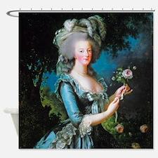 Vigée-Lebrun - Marie-Antoinett Shower Curtain
