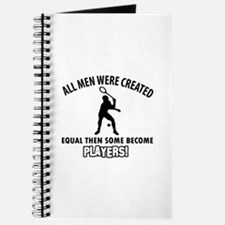 Squash Players Designs Journal