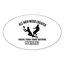 Rugby Players Designs Decal