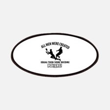 Rugby Players Designs Patch