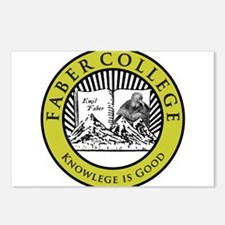 Faber College Postcards (Package of 8)