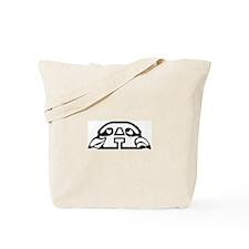Darter Drama Tote Bag