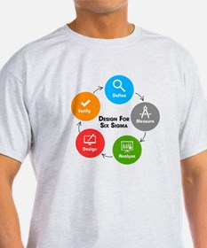 Design for Six Sigma (DFSS) T-Shirt