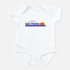 Its Better in San Pedro Infant Bodysuit