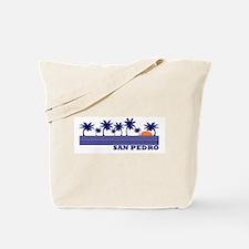 San Pedro, Belize Tote Bag