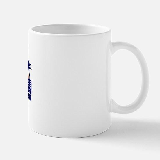San Pedro, Belize Mug