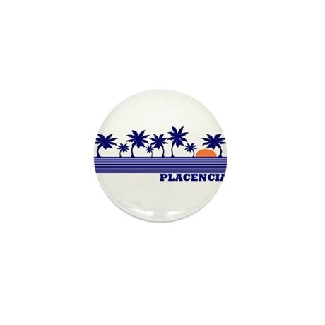 Placencia, Belize Mini Button (10 pack)
