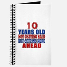 10 Getting More Ahead Birthday Journal