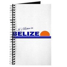 Its Better in Belize Journal