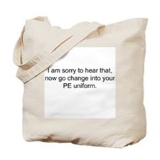 Cool Pe Tote Bag