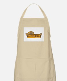 Belize City BBQ Apron