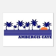 Ambergis Caye, Belize Postcards (Package of 8)