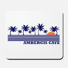 Ambergis Caye, Belize Mousepad