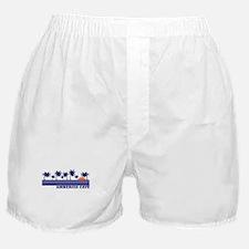 Ambergis Caye, Belize Boxer Shorts