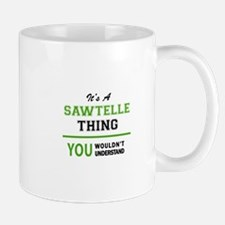 It's SAWTELLE thing, you wouldn't understand Mugs