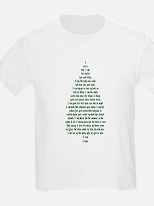"""I Am A Tree"" T-Shirt"