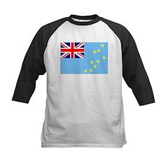 Tuvalu Kids Baseball Jersey