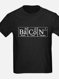 Barium Cobalt Nitrogen Bacon T-Shirt