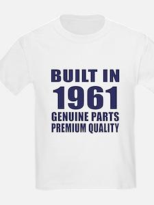 Built In 1961 T-Shirt