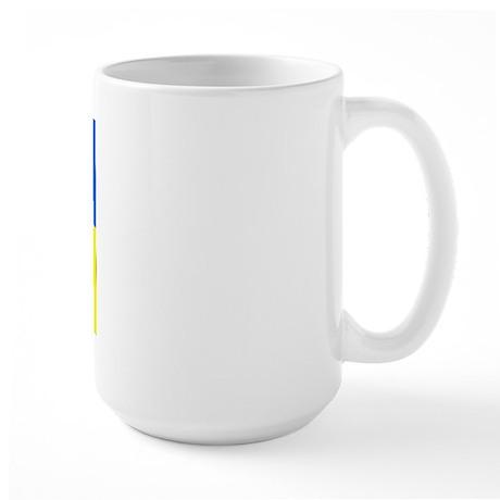 Ukraine Large Mug