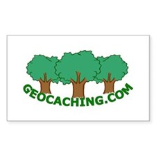 Geocache Decal