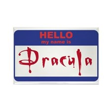 Unique Mr scary Rectangle Magnet (10 pack)