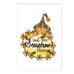 Scarecrow Blessings Postcards (Package of 8)