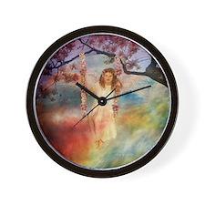 Angel #202 : Wall Clock