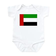 United Arab Emirates Infant Bodysuit