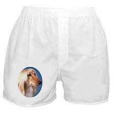 Afghan Portrait Boxer Shorts