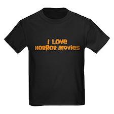 I Love Horror Movies T