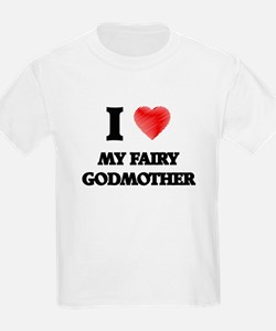 I love My Fairy Godmother T-Shirt