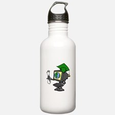 Computer Graduate Water Bottle