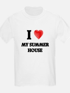 I love My Summer House T-Shirt