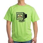 I'm Leaving Green T-Shirt