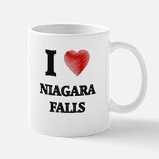 I love Niagara Falls Mugs