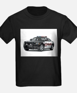 Police Charger T-Shirt